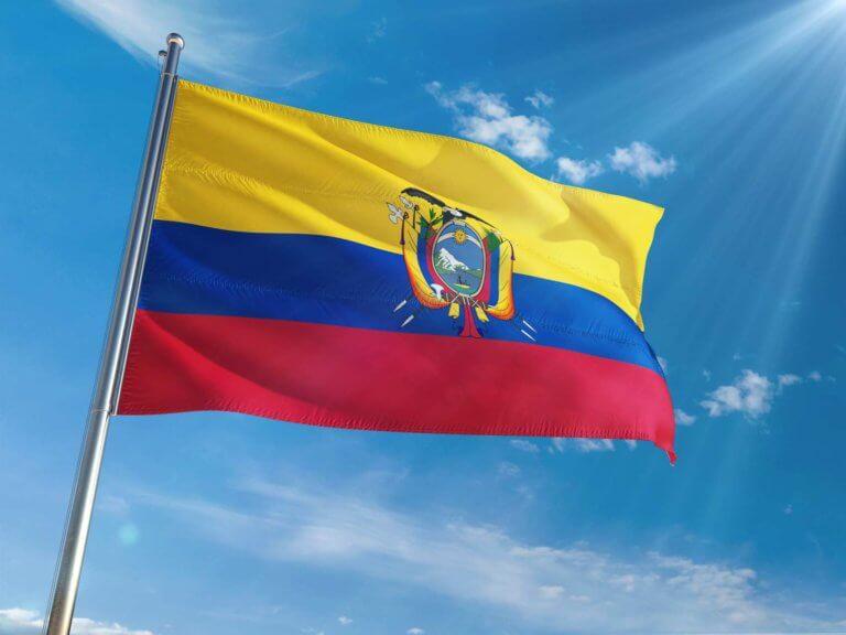 Ecuador bandera