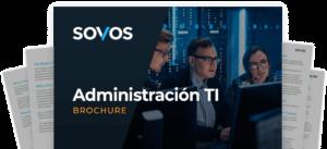 Brochure Administración TI de Sovos