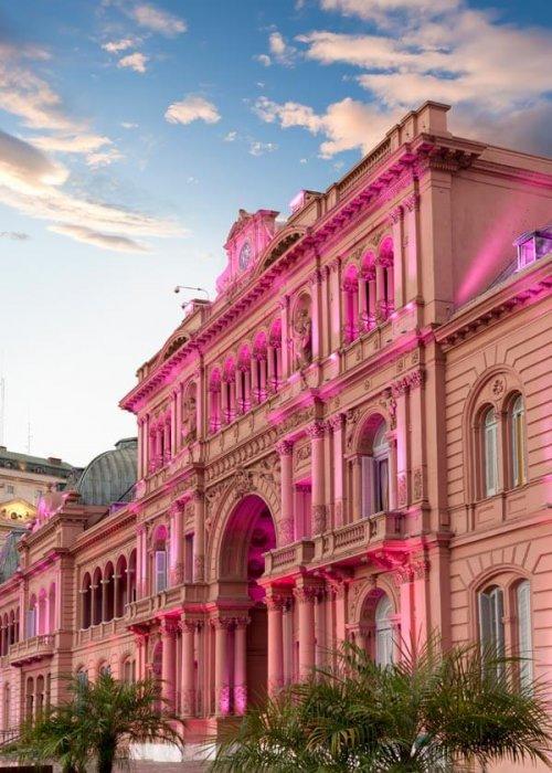Casa Rosada Argentina, factura electrónica
