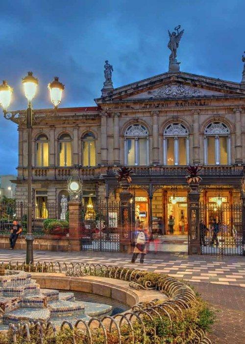 Costa Rica Teatro