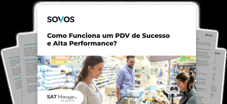 Como funciona um PDV de sucesso e alta performance?