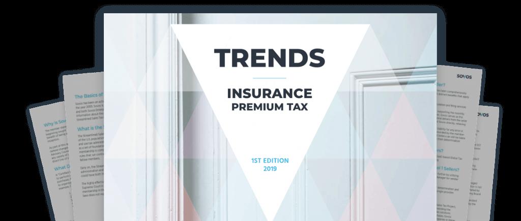 Trends: Insurance Premium Tax Whitepaper Cover