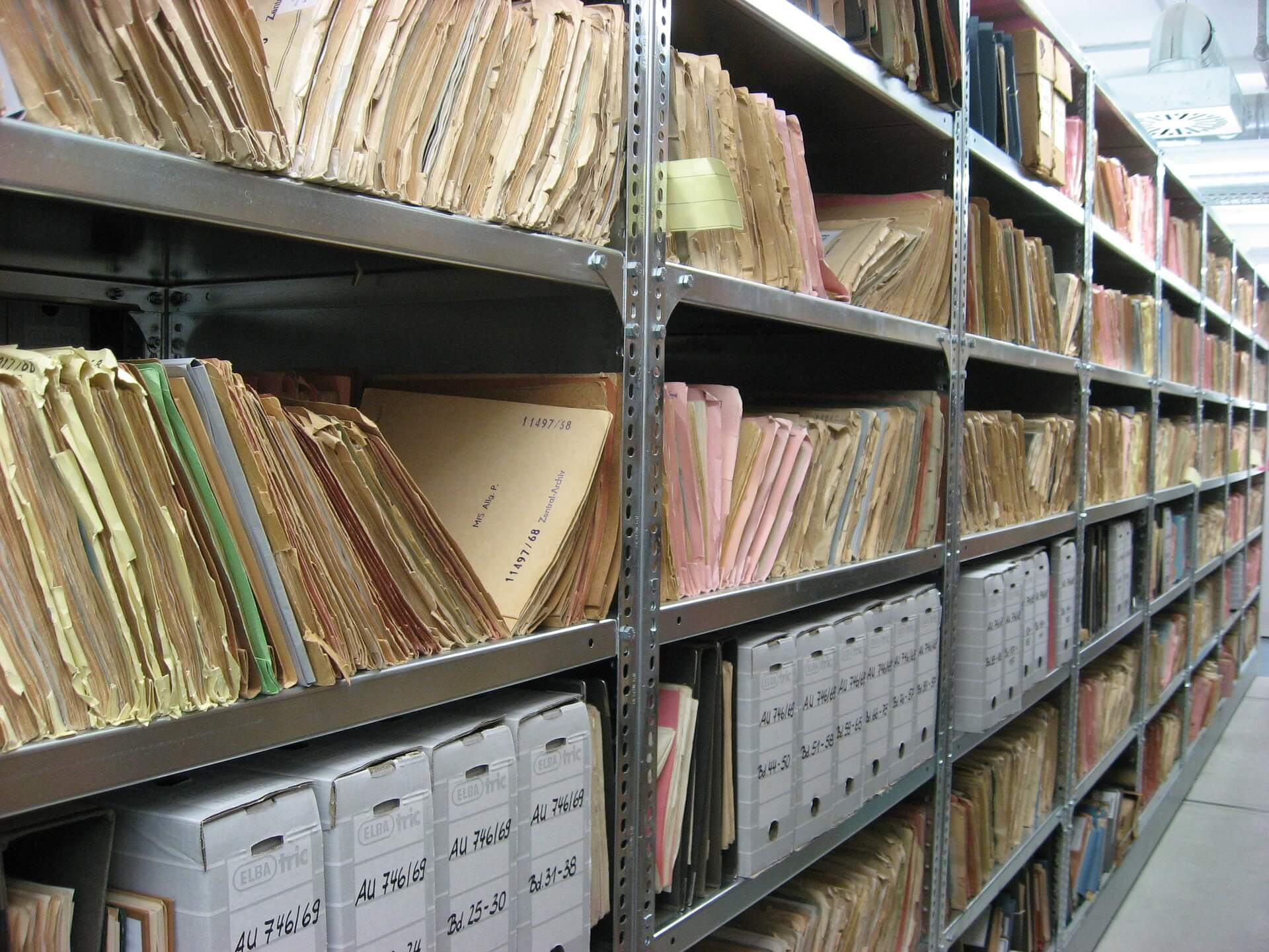 How to Get Control of Your Invoice Archives: It's Not Too Late