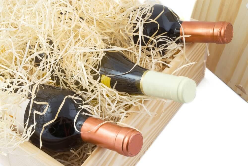 DtC wine shipping