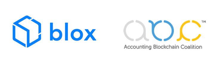blog Logo & Accounting Blockchain Coalition Logo