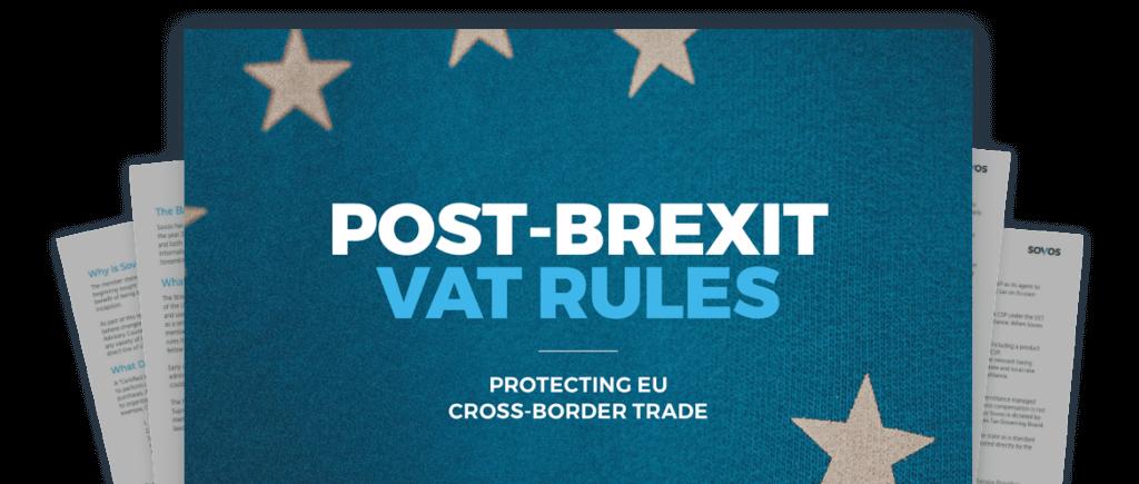 Post Brexit VAT Rules
